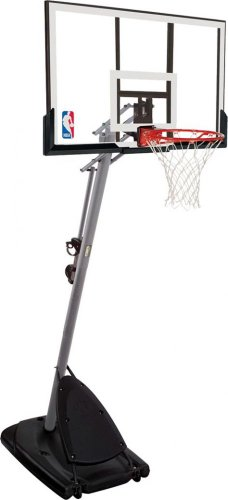 Mobile Basketballanlage